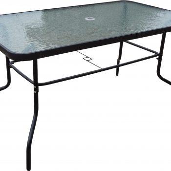 שולחן ממתכת 160X85