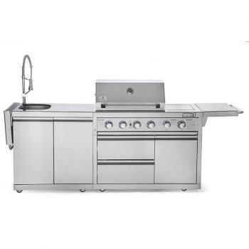 מטבח חוץ CAESAR GRILL דגם JULIUS 4