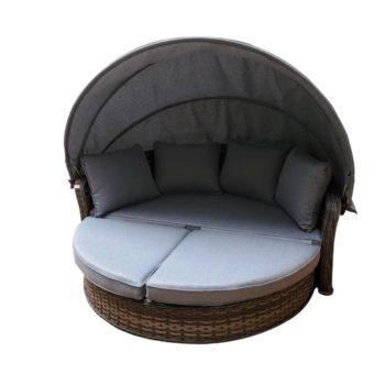מיטת רביצה מפוארת