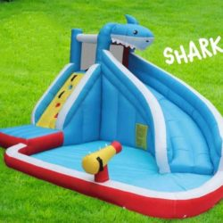 פארק מים דגם כריש